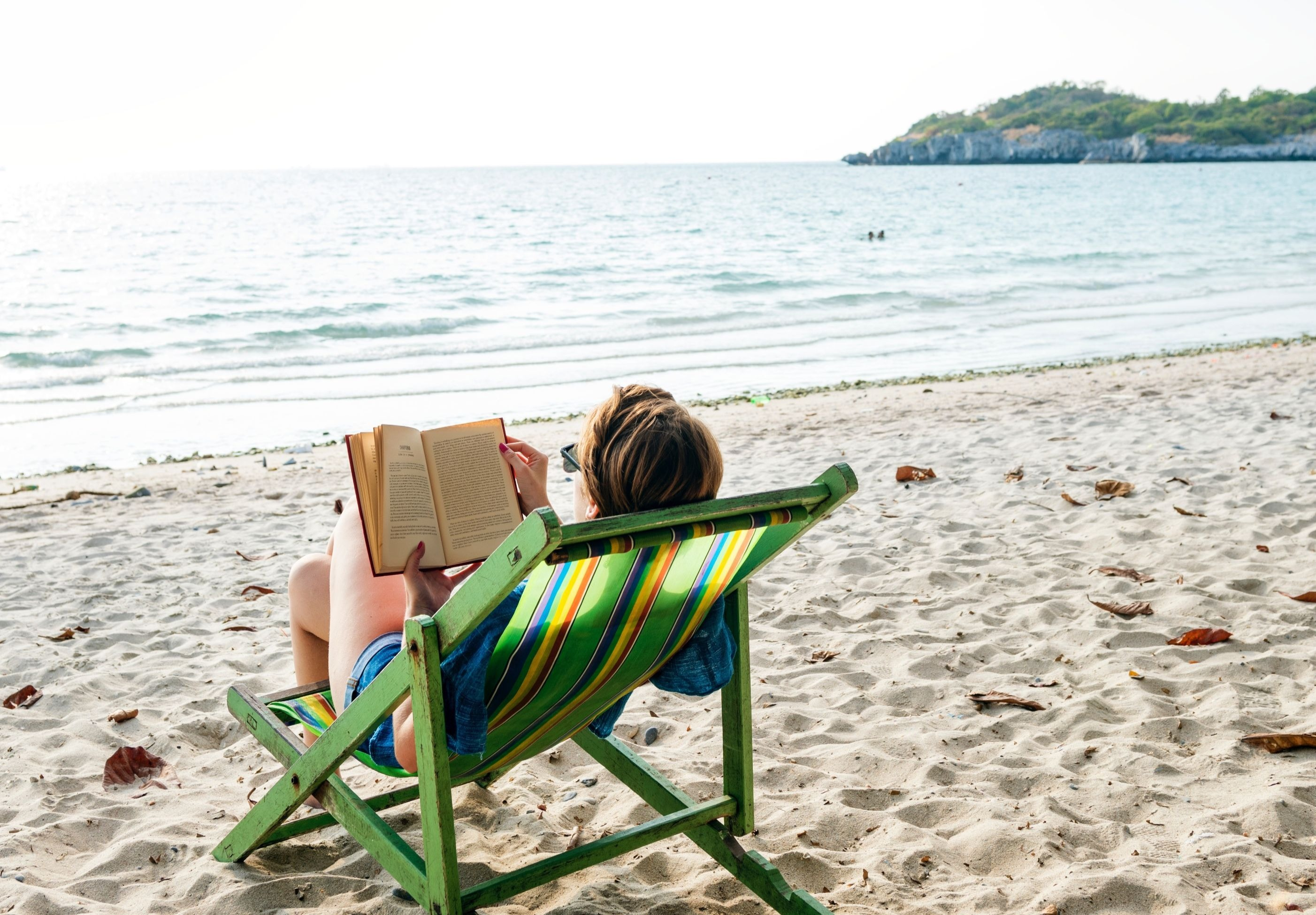 7 Good Beach Reads for Summer 2018