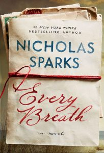 Five new fiction book releases in October 2018: Every Breath book cover