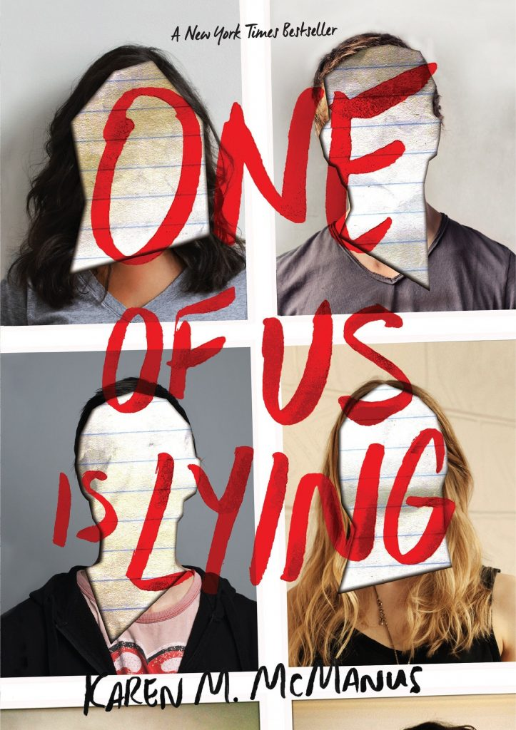 6 Interesting Books for Young Adults (That You Might Have Missed) - One of Us Is Lying