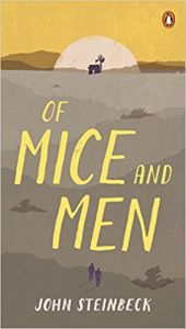 7 Classic Books That Are Still Relevant Today: Of Mice and Men Book Cover