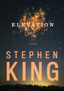 Five new fiction book releases in October 2018: Elevation book cover