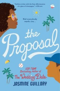 Five new fiction book releases in October 2018: The Proposal book cover