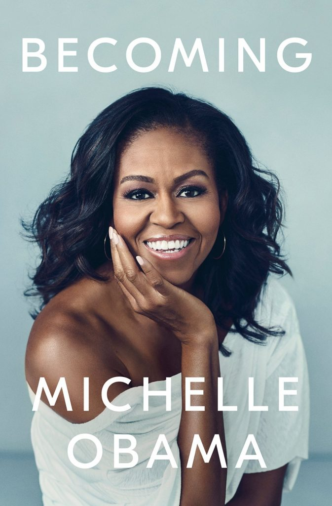 Becoming Michelle Obama: 5 Details Revealed in her Memoir - Book Cover