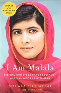 5 Famous Memoir Books Worth Reading (At Least Once): I Am Malala cover