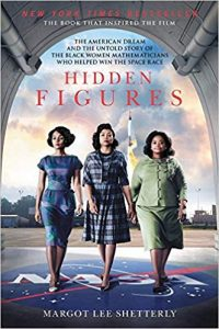6 Must-Read Books to Celebrate Black History Month: Hidden Figures Cover