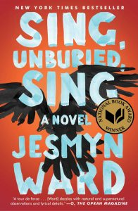 6 Must-Read Books to Celebrate Black History Month: Sing, Unburied, Sing Cover