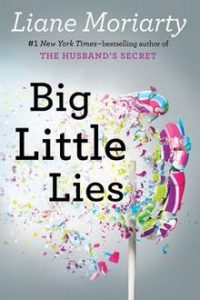 Netflix Novels: Big Little Lies abstract book cover