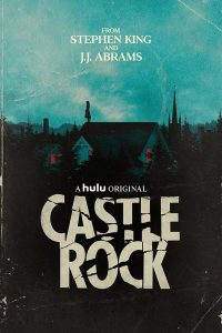 Promotional image for Castle Rock from Hulu: Castle in Dark Clouds