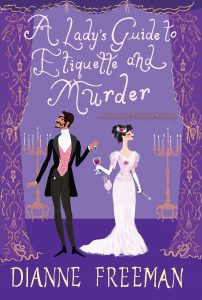 5 Must-Read Fiction Book Series: A Lady's Guide to Etiquette book cover